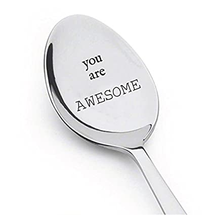 You Are Awesome Spoon