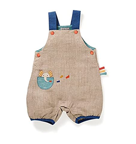 Odilon linen dungarees - Dungaree Collection