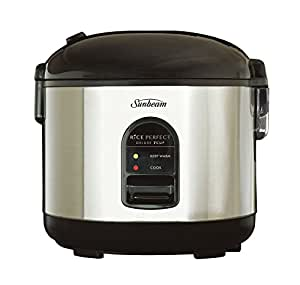 Sunbeam Rice Perfect 7 Deluxe Jar, Stainless Steel