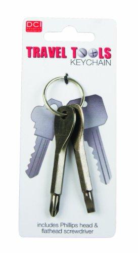 DCI Travel Tools Keychain