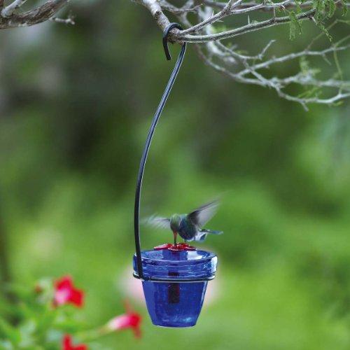 Par-A-Sol - FPHB - Flower pot on Hanging Hook - Blue