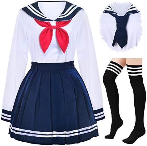 Anime School Girl Cosplay