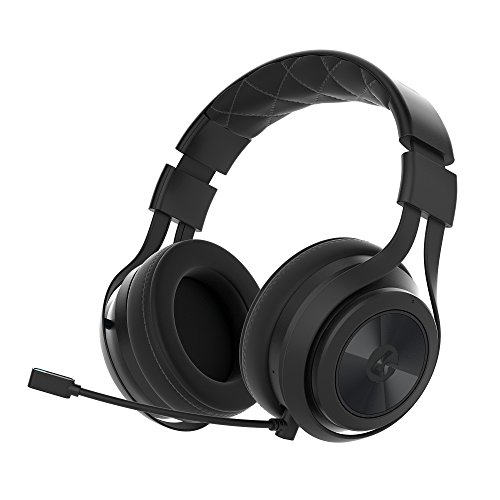 LS35X Wireless Surround Sound Gaming Headset - Officially Licensed for Xbox One - Works Wired with PS4, PC, Nintendo Switch, Mac, iOS and Android