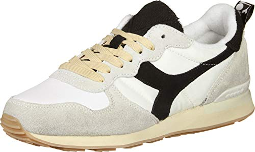 Sapphire Blu Bianco L C8015 Game Uomo White Low Giallo Diadora Beige Used Sneakers Black Scarpe 0nzBqx