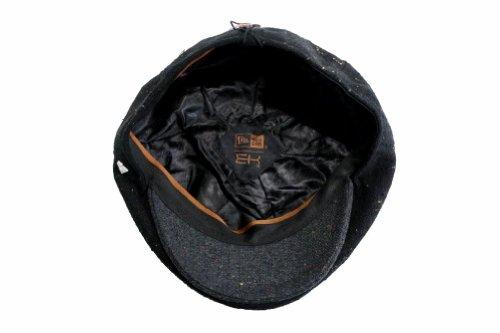 4200dac066e New Era EK Men s Ivy Cap Don Gatsby Flat Hat (Medium