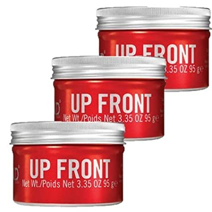 TIGI BED HEAD Up Front Rockin Gel Pomade 90gr (3 PEZZI)