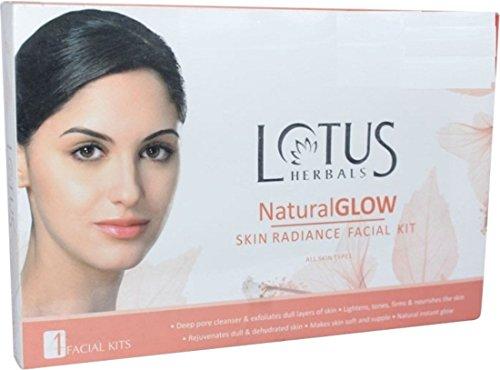 Lotus Natural Glow Radiance Facial product image