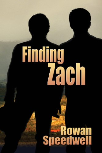 Finding Zach by [Speedwell, Rowan]
