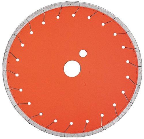 - Diamond Products Core Cut Diamond Product 44487 Heavy Duty Orange Early Entry Diamond Blade 8 x .100 x 1