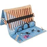 Knitter's Pride KP150305 Ginger Tunisian Crochet Hook Set