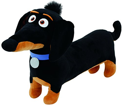 - Ty Beanie Babies Secret Life of Pets Buddy The Dachshund Regular Plush