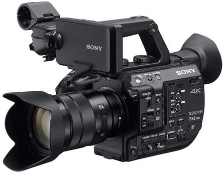 Amazon.com : Sony Super 35 Camera System with Zoom Lens ...