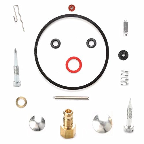 - JahyShow 31840 49-840 520-338 Carburetor Repair Rebuild Overhual Kit for Tecumseh H22 H25 H30 H35 H40 H50 H60 H70 HH40 HH50 HH60 HH70 Engine Lawn-boy Toro Craftman Snowblower Tiller