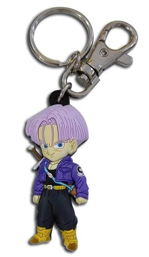 Dragon Ball Z: SD Trunks PVC Keychain NIXEU 85369