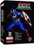 Marvel Comics Captain America Complete Collectors Edition