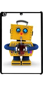Funda para Apple Ipad Mini Retina 2/3 - Robot Potable De Cristal by Carsten Reisinger