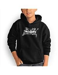 CustomART Hoodie Boy,Metallica Cozzy Sweatshirt