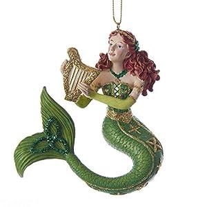 41XSVPCGF0L._SS300_ 100+ Mermaid Christmas Ornaments