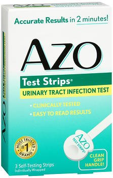 AZO Test Strips 3 Each (Pack of 3) by AZO (Image #1)