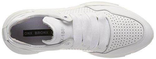 Bronx Voyager, Sneaker Donna Bianco (White 04)