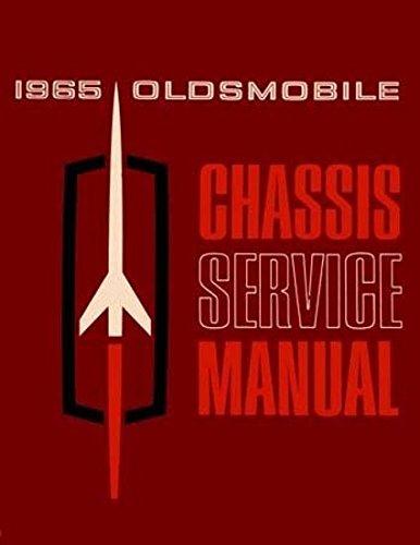 PAIR SHOP & SERVICE MANUAL - INCLUDING: Cutlass, 442, F-85 series, Standard, 6-Cyl or V-8, Deluxe, Vista Cruiser, Jetstar Eighty-eight, Dynamic Eighty-eight, Delta Eighty-eight, Starfire, Ninety-eight, and Toronado 65 (V8 Clutch)