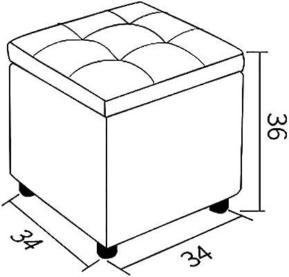 Tremendous Amazon Com Storage Stool Lxf Ottomans Linen Material Foot Creativecarmelina Interior Chair Design Creativecarmelinacom