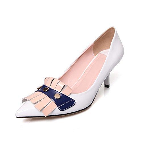 Blanc Femme Mms05400 Compensées 1TO9 Inconnu Sandales q7wxTcWX4Z