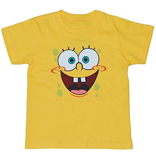 SpongeBob Face Infant T-Shirt-24 months (24 Spongebob)