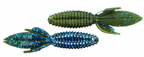 Beaver Sweet Reaction Innovations - Reaction SWB-094 Okeechobee Craw Sweet Beaver Fishing Bait, 4.20-Inch