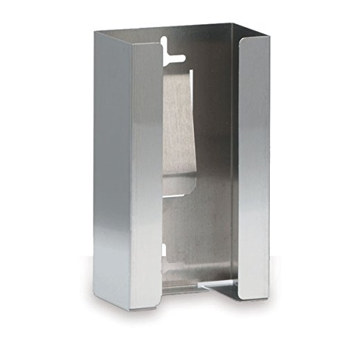 (Stainless Steel Glove Dispenser Single 5.5