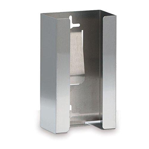 Stainless Steel Glove Dispenser Single 5.5