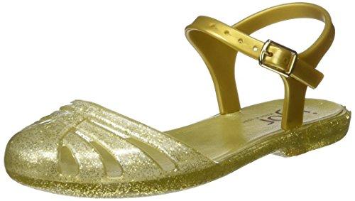 Girl's Igor Mara S10144 Sandal Mini Glitter Gold gqqw01rd