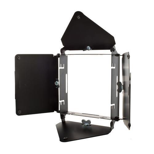 Complete 4 Leaf Barndoor Set for Omni Light by Lowel