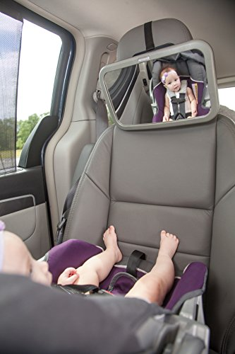 Amazon Baby Back Seat Mirror For Rear Facing Car Protect Your Newborn Or Infant Provides Safety No Need To Turn Head Easy Install