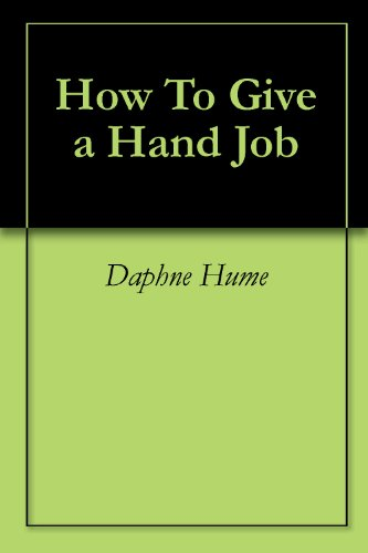 How to hand job