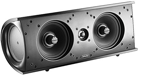Definitive Technology ProCenter 2000 Compact Center Speaker - Single, Black (Certified Refurbished)