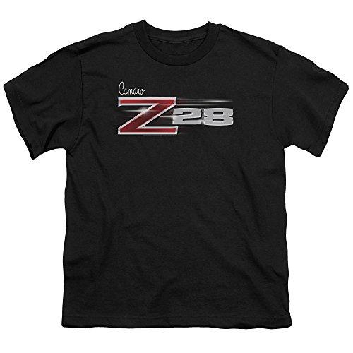 New Camaro Z28 - Chevrolet Automobiles Chevy Camaro Z28 Big Boys Youth T-Shirt