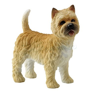 Figurine Terrier (Unicorn Studios WU76910AA Cairn Terrier Dog Sculpture)