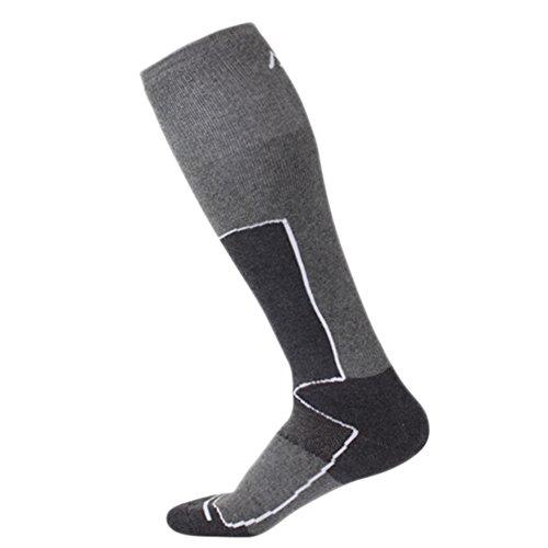 スーツなだめる批判的にアウトドア メンズ スキー ハイソックス 靴下 ブーツソックス 冬 登山用 厚さ 速乾 柔らかい手触り 通気性 防寒