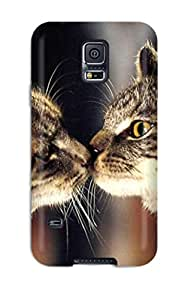Protective Cool Screensavers Phone Case Cover For Galaxy S5