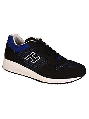 Sneakers Blu Hogan N20 HXM2460K680IGB972F Interactive Uomo nqx61f