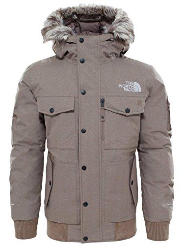 Abrigos y chaquetas de hombre marrones The North Face