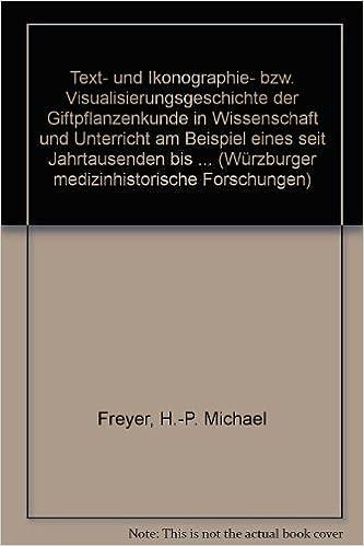 Text- und Ikonographie- bzw. Visualisierungsgeschichte der ...