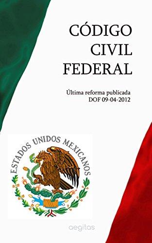 Descargar Libro CÓdigo Civil Federal México