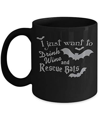 Black FRIDAY Halloween Mug - Halloween Gift - Coffee Mug - Coffee Cup - Happy Halloween Mug - Rae Dunn Mug ()