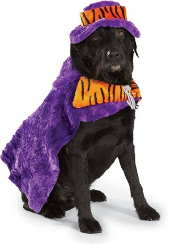 For Pimp Dogs Costume Halloween (Pimp Dog Costume - LARGE)