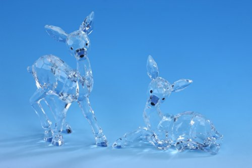 Icy Craft Fawns
