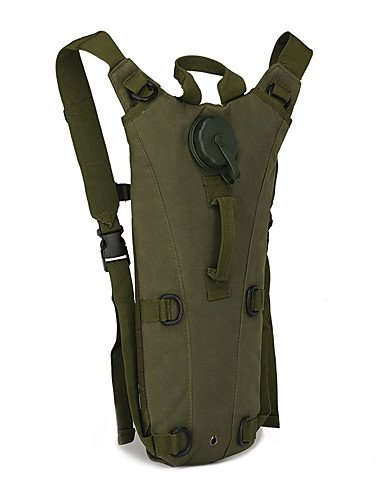 ZQ 3 L Wasserdichte Dry Bag Camping & Wandern Draußen Kompakt andere Nylon / Wasserdichtes Material