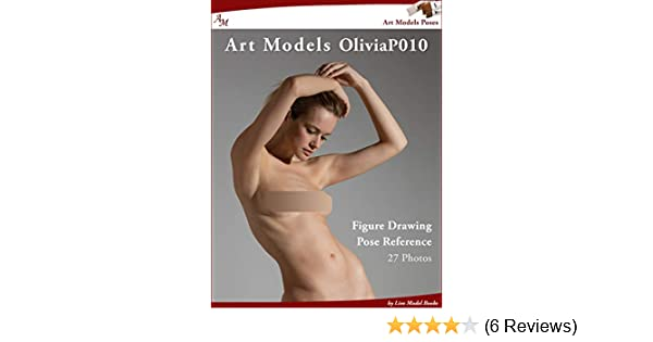 Amazoncom Art Models Oliviap010 Figure Drawing Pose Reference