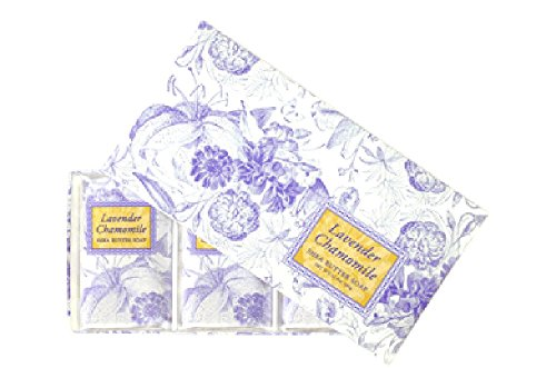 (Greenwich Bay Trading Co. Shea Butter Soap, 12.9 Ounce, Lavender Chamomile)
